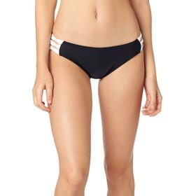 Fox Bolt Lace Up Naiset bikinit , musta